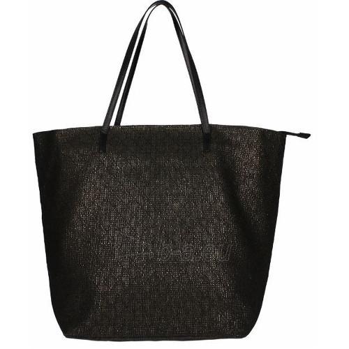 Invuu London šiaudinis krepšys Black 15B0100-1 Paveikslėlis 1 iš 1 30063201990