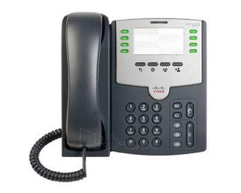 8 Line IP Phone With PoE and PC Port Paveikslėlis 1 iš 1 250238000043
