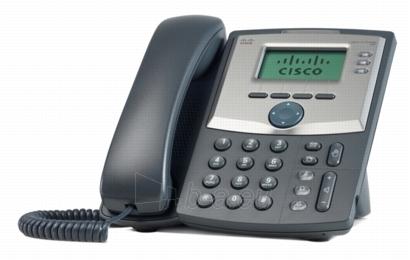 Cisco SPA303 3-Line IP Phone Paveikslėlis 2 iš 2 250238000104