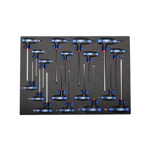 Įrankių komplektas BGS-technic 4010 Paveikslėlis 1 iš 1 300489000162