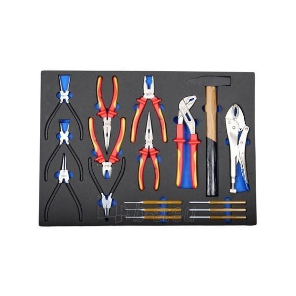 Įrankių komplektas BGS-technic 4011 Paveikslėlis 1 iš 1 300489000163