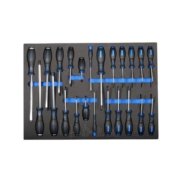 Įrankių komplektas BGS-technic 4014 Paveikslėlis 1 iš 1 300489000166