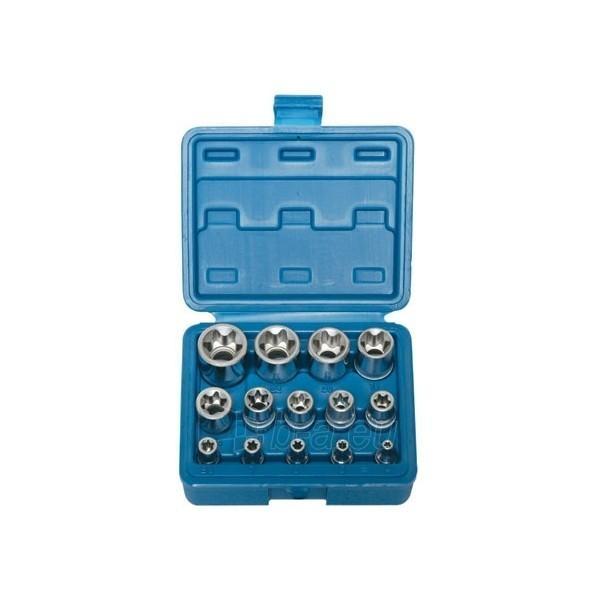 Įrankių komplektas KingRony KR121014 Paveikslėlis 1 iš 4 300489000204