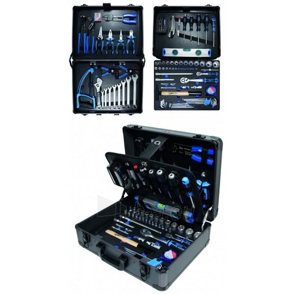 Įrankių rinkinys 149 vnt. BGS-technic 15501 Paveikslėlis 1 iš 5 300489000222