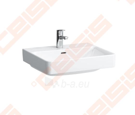 Iš viršaus įleidžiamas praustuvas LAUFEN Pro S 56x44 cm Paveikslėlis 3 iš 3 270711001219