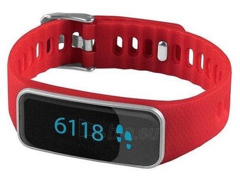 Išmanioji apyrankė Medisana ViFit With Bluetooth Red 79487 Paveikslėlis 1 iš 2 310820205173
