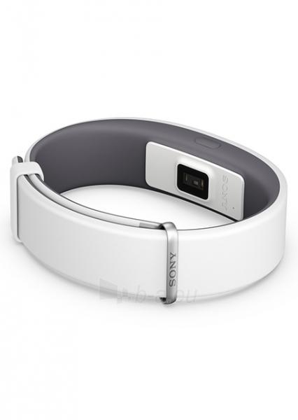 Išmanusi apyrankė Sony Mobile Smart Band 2 SWR12 (White) Paveikslėlis 1 iš 1 310820014546
