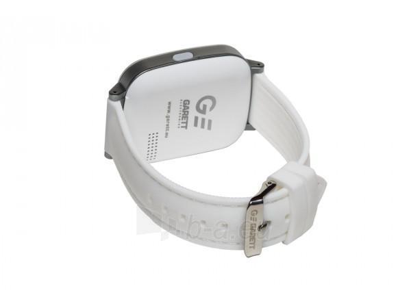 Išmanusis laikrodis Garett G12, biały Paveikslėlis 3 iš 4 310820112784