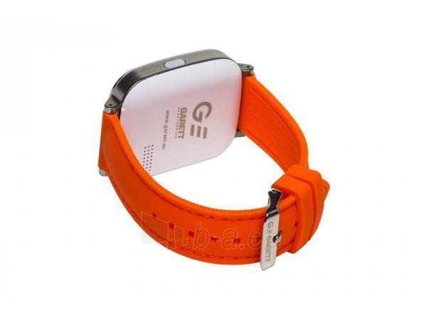 Išmanusis laikrodis Garett G12, pomarańczowy Paveikslėlis 3 iš 4 310820112772
