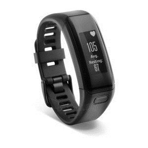 Išmanusis laikrodis Garmin Vivosmart HR ELEVATE (BLACK, Regular) Paveikslėlis 1 iš 2 310820042309