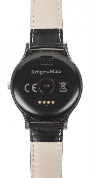 Išmanusis laikrodis Kruger&Matz Style Juodas Paveikslėlis 3 iš 5 310820037384