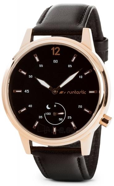 Išmanusis laikrodis Runtastic Moment Classic gold Paveikslėlis 1 iš 3 310820153749