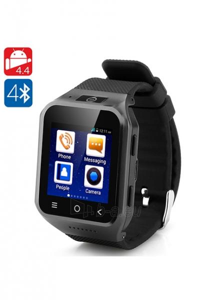 Išmanusis laikrodis ZGPAX Phone Watch S8 (Black) Paveikslėlis 1 iš 2 310820014562