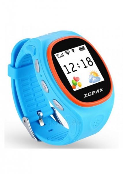 Išmanusis laikrodis ZGPAX Phone Watch S866 (Blue) Paveikslėlis 1 iš 2 310820014569