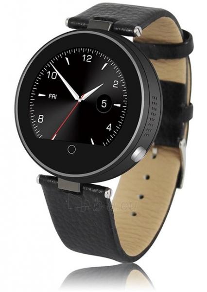Išmanusis laikrodis ZGPAX Smart Watch S365H (Black) Paveikslėlis 1 iš 1 310820014548