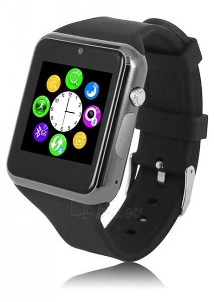 Išmanusis laikrodis ZGPAX Smart Watch S79 (Black) Paveikslėlis 1 iš 1 310820014533