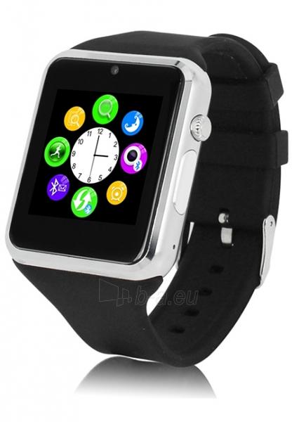 Išmanusis laikrodis ZGPAX Smart Watch S79 (Black Silver) Paveikslėlis 1 iš 1 310820014534