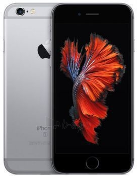 Smart phone Apple iPhone 6s 64GB MKQN2CN/A space gray Paveikslėlis 1 iš 1 310820012121