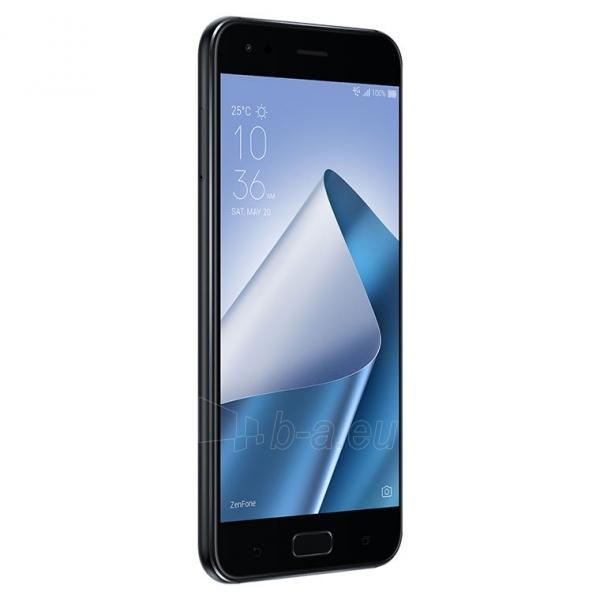 Išmanusis telefonas Asus Zenfone 4 ZE554KL 64GB black Paveikslėlis 2 iš 4 310820155325