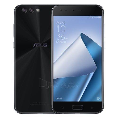 Išmanusis telefonas Asus Zenfone 4 ZE554KL 64GB black Paveikslėlis 4 iš 4 310820155325