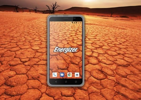 Išmanusis telefonas Energizer Energy E500 Dual black Paveikslėlis 9 iš 10 310820161829