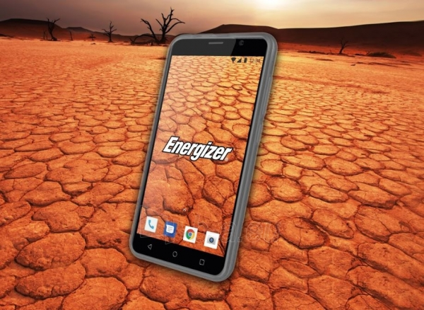 Išmanusis telefonas Energizer Energy E500 Dual black Paveikslėlis 8 iš 10 310820161829
