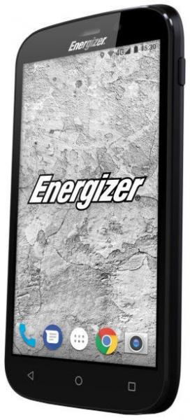 Išmanusis telefonas Energizer Energy S500E Dual black Paveikslėlis 1 iš 5 310820161835