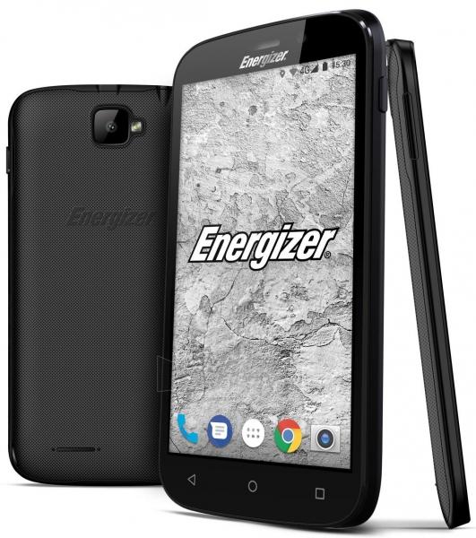 Išmanusis telefonas Energizer Energy S500E Dual black Paveikslėlis 2 iš 5 310820161835