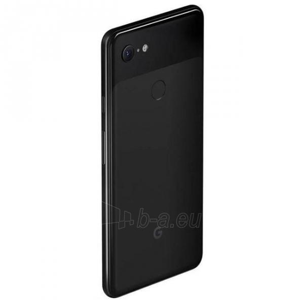 Išmanusis telefonas Google Pixel 3 XL 64GB just black Paveikslėlis 4 iš 4 310820167750