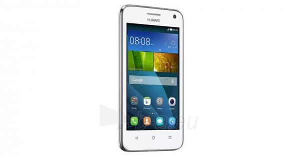 Mobilais telefons Huawei Ascend Y360 Dual Sim balts - white Paveikslėlis 1 iš 1 310820012117