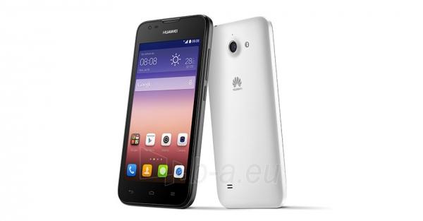 Išmanusis telefonas Huawei Ascend Y550 white Paveikslėlis 1 iš 3 310820183126