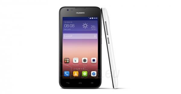 Išmanusis telefonas Huawei Ascend Y550 white Paveikslėlis 3 iš 3 310820183126