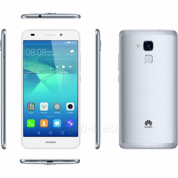 Išmanusis telefonas Huawei GR5 MINI Dual silver Paveikslėlis 5 iš 5 310820154984