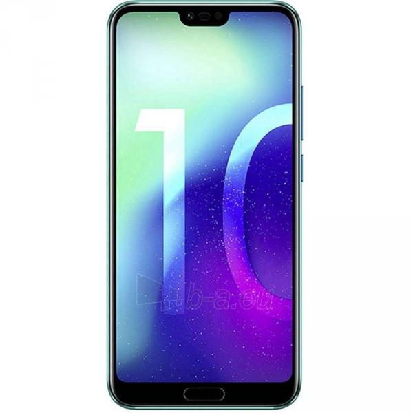 Išmanusis telefonas Huawei Honor 10 Dual 64GB green Paveikslėlis 1 iš 3 310820180931