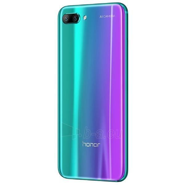 Išmanusis telefonas Huawei Honor 10 Dual 64GB green Paveikslėlis 3 iš 3 310820180931