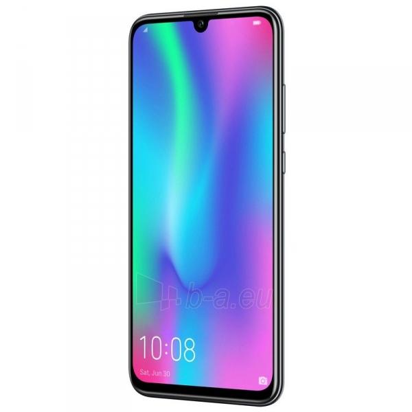 Išmanusis telefonas Huawei Honor 10 Lite Dual 64GB midnight black (HRY-LX1) Paveikslėlis 2 iš 5 310820167740