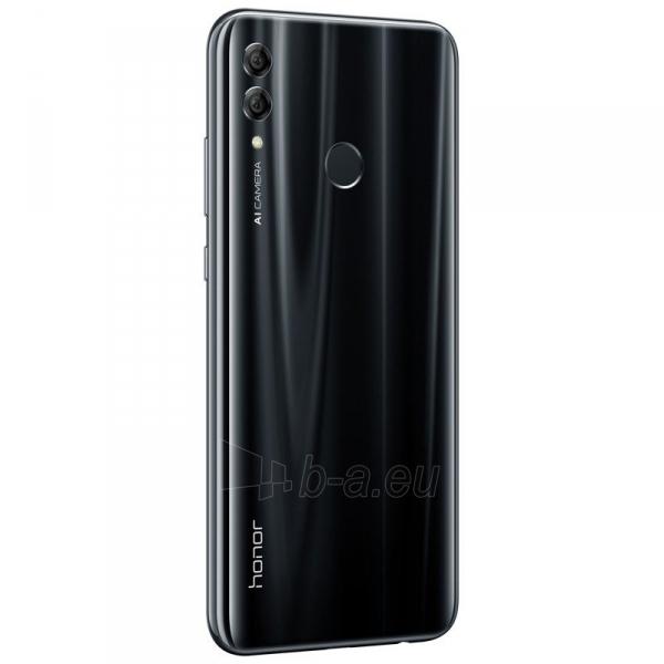 Išmanusis telefonas Huawei Honor 10 Lite Dual 64GB midnight black (HRY-LX1) Paveikslėlis 3 iš 5 310820167740