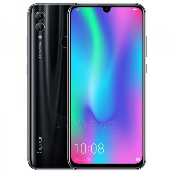 Išmanusis telefonas Huawei Honor 10 Lite Dual 64GB midnight black (HRY-LX1) Paveikslėlis 5 iš 5 310820167740
