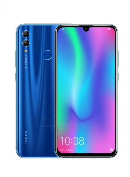 Išmanusis telefonas Huawei Honor 10 Lite Dual 64GB sapphire blue (HRY-LX1) Paveikslėlis 4 iš 4 310820167739