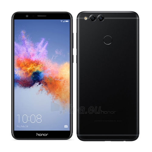 Smart phone Huawei Honor 7X Dual 64GB black (BND-L21)