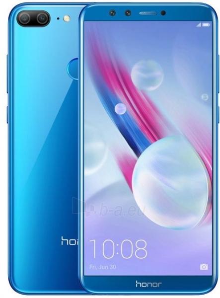 Išmanusis telefonas Huawei Honor 9 Lite Dual 32GB sapphire blue (LLD-L31) Paveikslėlis 1 iš 4 310820155178