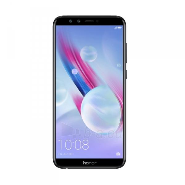 Išmanusis telefonas Huawei Honor 9 Lite Dual 64GB midnight black (LLD-L31) Paveikslėlis 1 iš 5 310820160358
