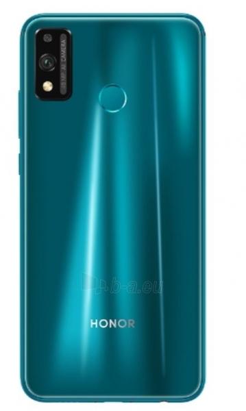 Mobilais telefons Huawei Honor 9X Lite Dual 128GB emerald green (JSN-L21) Paveikslėlis 2 iš 7 310820225285