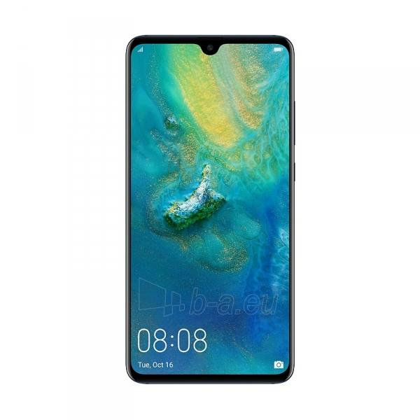 Išmanusis telefonas Huawei Mate 20 128GB blue (HMA-L09) Paveikslėlis 1 iš 6 310820168542