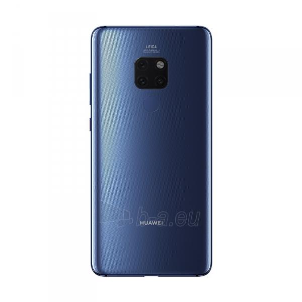 Išmanusis telefonas Huawei Mate 20 128GB blue (HMA-L09) Paveikslėlis 3 iš 6 310820168542