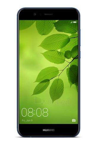 Išmanusis telefonas Huawei Nova 2 Dual 64GB aurora blue Paveikslėlis 1 iš 3 310820167758