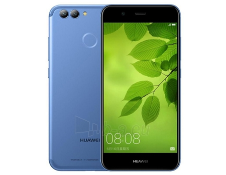 Išmanusis telefonas Huawei Nova 2 Dual 64GB aurora blue Paveikslėlis 2 iš 3 310820167758