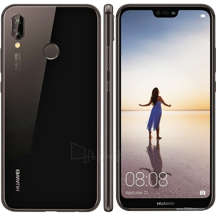 Smart phone Huawei P20 Lite Black, 5 84