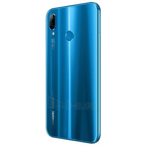 Išmanusis telefonas Huawei P20 Lite Dual 64GB klein blue (ANE-LX1) Paveikslėlis 3 iš 3 310820155072