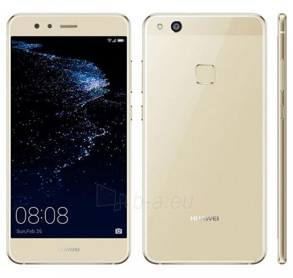 Išmanusis telefonas Huawei P20 Lite Dual 64GB platinum gold (ANE-LX1) Paveikslėlis 2 iš 2 310820155388